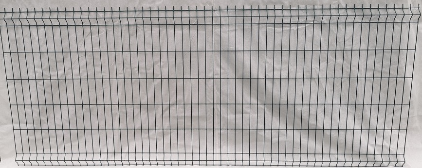 V Mesh Post & Panel GREEN. 1230 x 3000mm (19.01+vat / Metre)