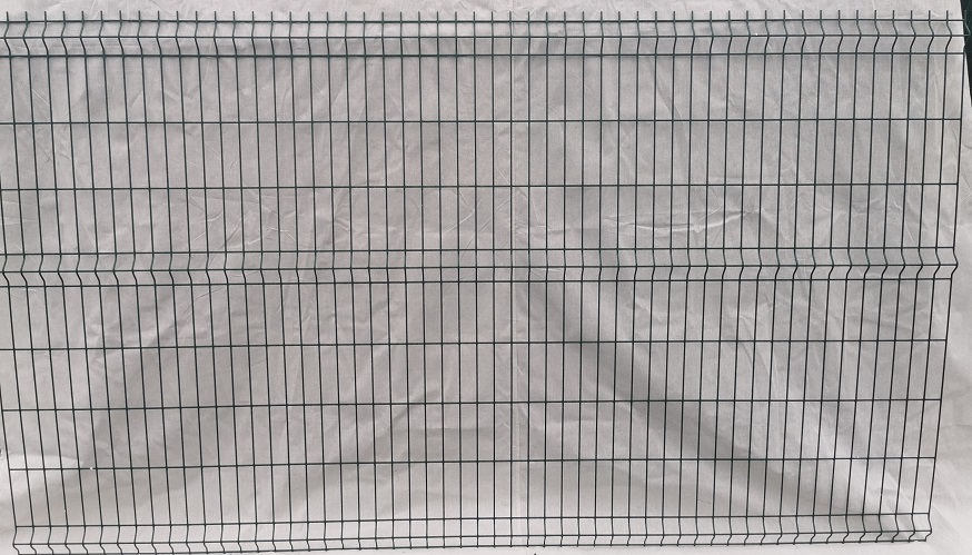 V Mesh Post & Panel GREEN. 1730 x 3000mm (22.31+vat / Metre)