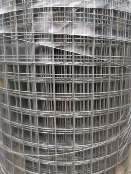 Wire Mesh 1200mm High x 30m Roll, 25 x 25mm Hole, 16 gauge
