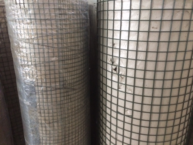 Wire Mesh 900 mm wide x 25 metres 13x13mm hole 19 gauge